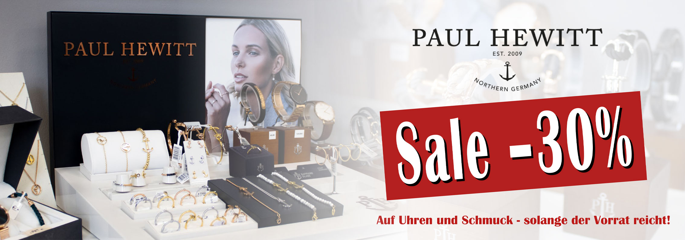 Paul Hewitt Sale 30%